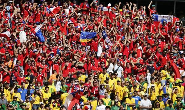 Рекордна телевизонна публика на Мондиала отчете ФИФА