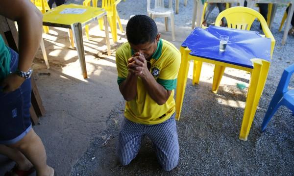 Бразилски фен почина при вчерашния мач на Селесао
