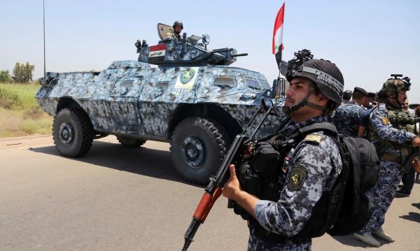 Над 2400 души убити в Ирак само през юни