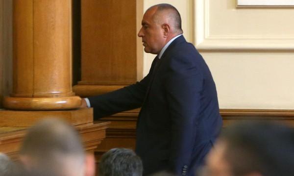 ГЕРБ бойкотира НС, ще осигури кворум за оставката на Орешарски