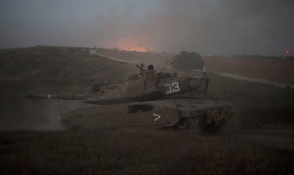 Израел спря въоръжени палестинци, опитали да проникнат по море