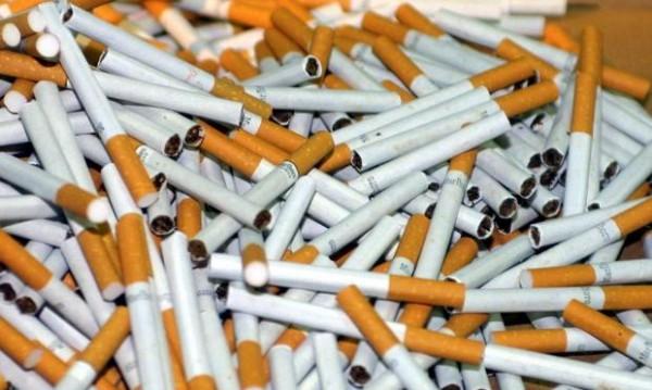 Над 28 млн. къса цигари са изгорени в Бели извор