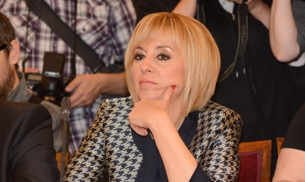 Манолова готова с план за промени в БСП
