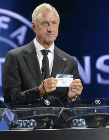 Кройф: Германия показа на Барса как се играе