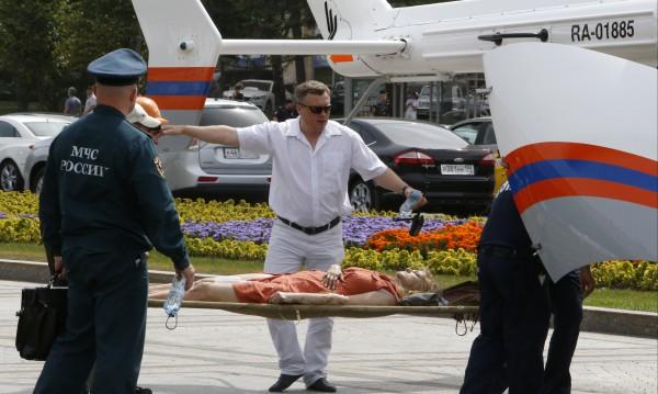 Три версии за ужаса в метрото на Москва