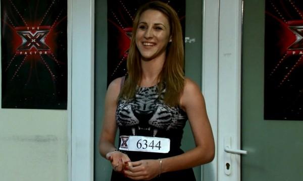 Дъщерята на Мая Нешкова се яви на кастинг за X Factor