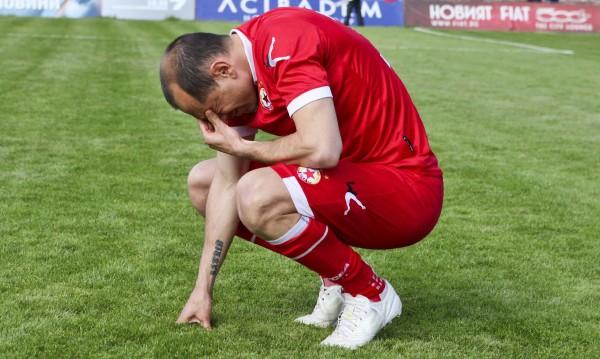 Мартин Петров спира с футбола