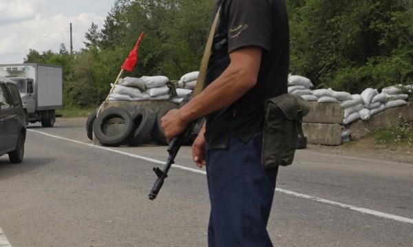 Украинската армия е обстрелвала центъра на Луганск