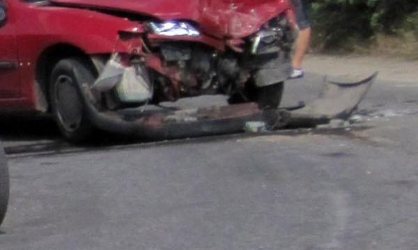 Седем души са пострадали в катастрофа във Великотърновско