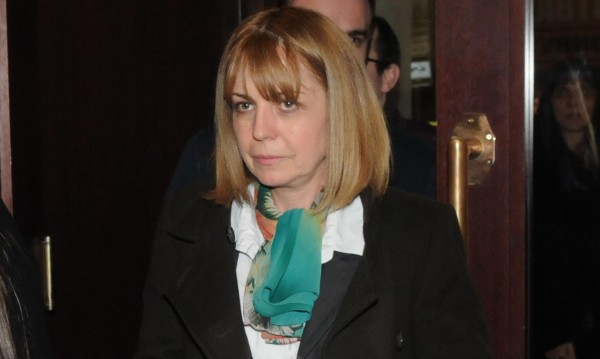 Фандъкова не мисли за министерски стол
