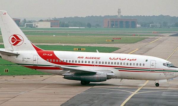 Загубиха връзката със самолет на алжирските авиолинии