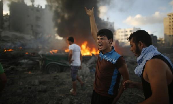 815 палестинци са убити при израелската офанзива в Ивицата Газа