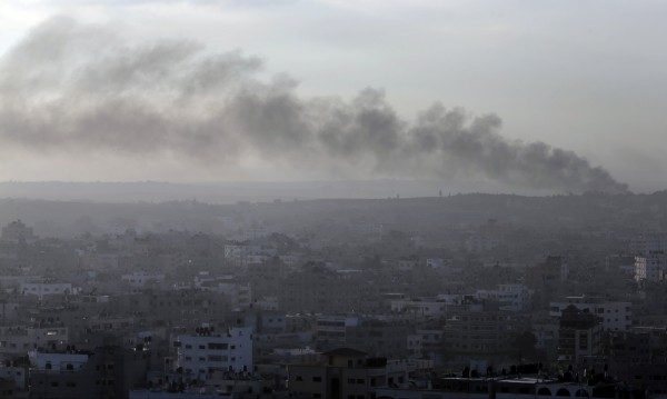 Израел и Хамас се съгласиха на 12-часово примирие в Газа