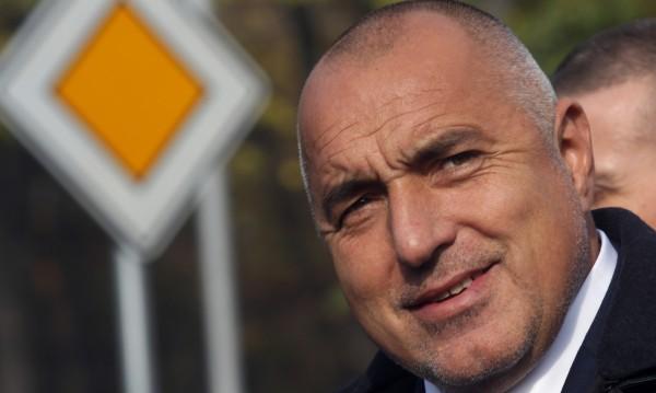 Борисов поздрави Миков: Важно е да има силно ляво и дясно