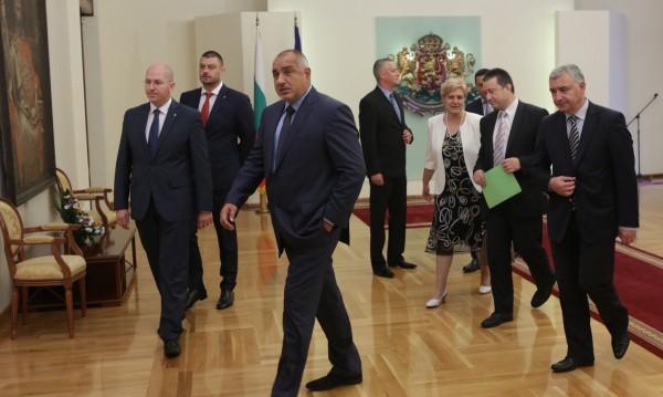 Борисов склони да прати депутати в НС заради бюджета на НЗОК