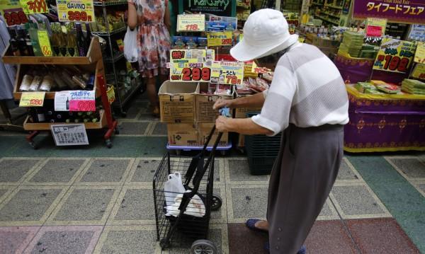Японецът живее средно над 80 години