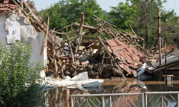 Искаме помощ от ЕК заради потопа в Мизия