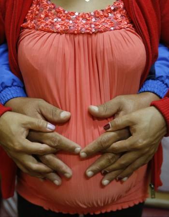 Ако повръщате в ранна бременност, ще имате здраво бебе
