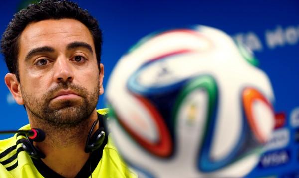 Шави се отказа от националния футбол