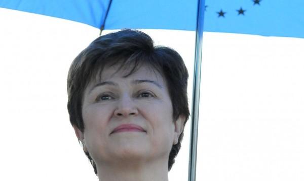 Кристалина Георгиева за номинацията: За мен е чест!