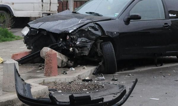32 ранени при катастрофи през денонощието