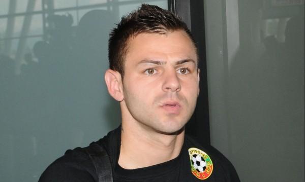 Спас Делев ще играе в Албания