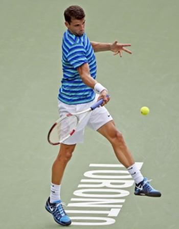 Григор Димитров отпадна на полуфиналите в Торонто