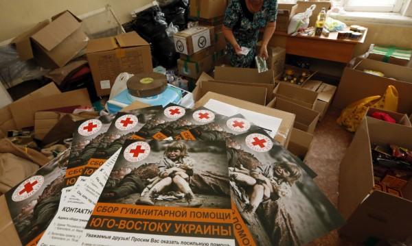 Русия изпраща 280 камиона хуманитарна помощ за Югоизточна Украйна