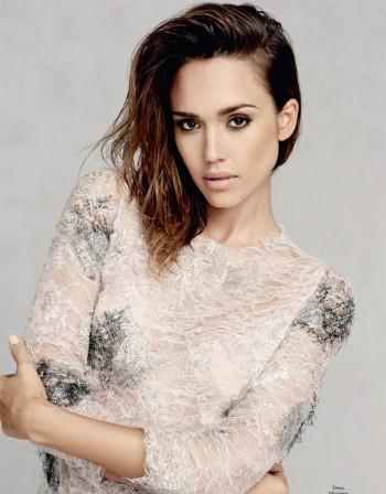 Джесика Алба - все по-красива с годините