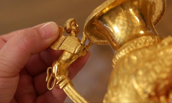 Правят нов анализ на Панагюрското съкровище