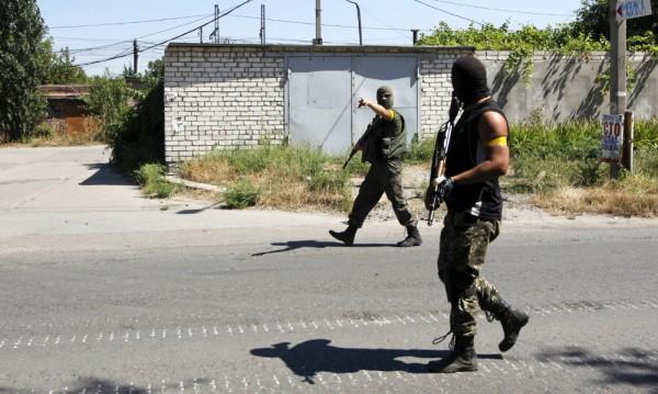 В Украйна се водят боеве южно от Донецк близо до руската граница