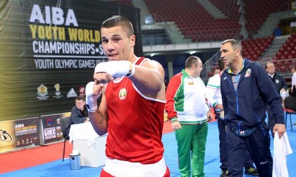 Благой Найденов донесе трето злато за България в Нанджин