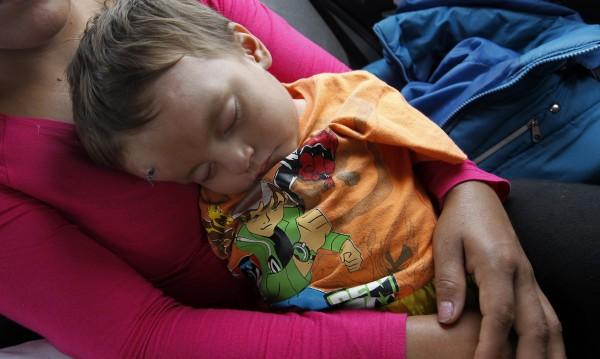 Детето не спи - обажда му се Мики Маус или Пепеляшка