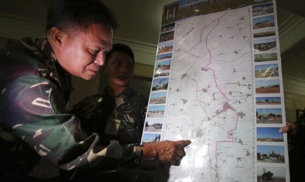 Филипинските миротворци, обградени в Голанските възвишения, са избягали