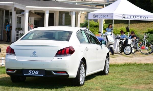Новият Peugeot 508 пристигна в България