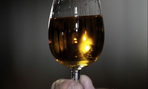 Космическо уиски се завръща на Земята