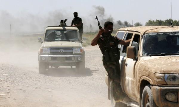 """Американци се бият в редиците на """"Ислямска държава"""""""