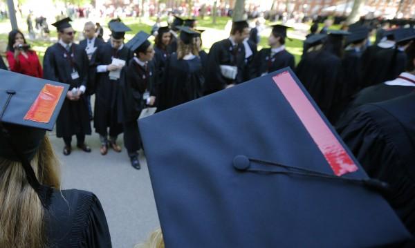 Бивш студент дари 350 млн. долара на Харвардския университет