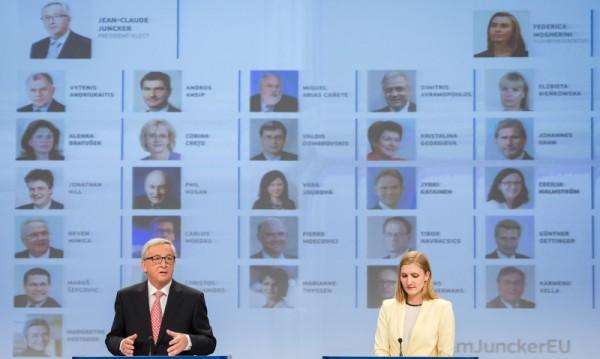Новата ЕК - разпределена между личности, не между страни