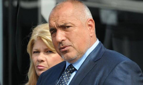 Борисов за поста на Георгиева в ЕК: Успех за България!