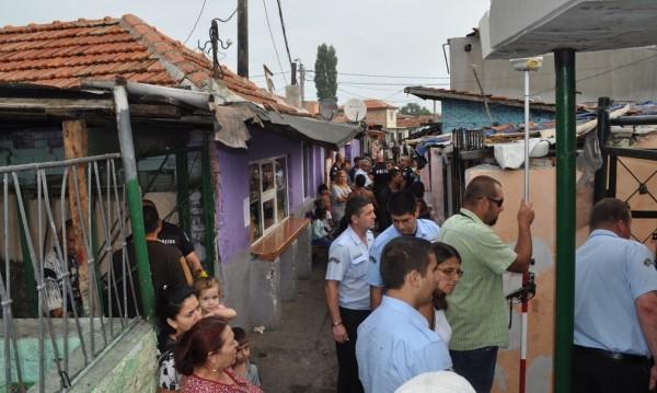 Събарят 20 ромски постройки в Бургас заради опасност от епидемия