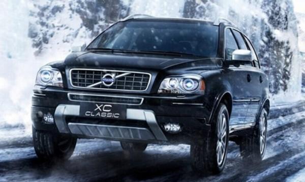 Старото Volvo XC90 остава на пазара в Китай