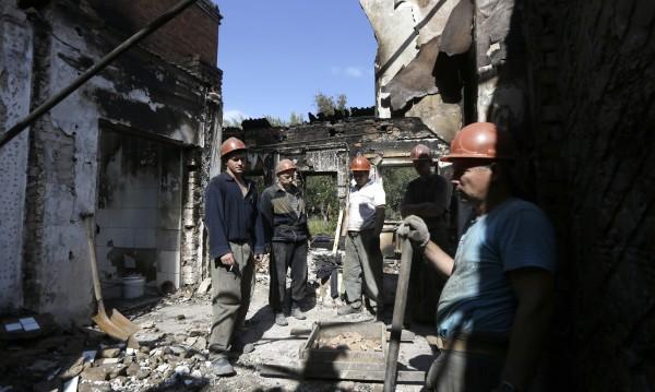 ООН достави първите хранителни помощи в Украйна