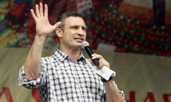 Кличко ще оглави листата на партията на Порошенко на парламентарните избори