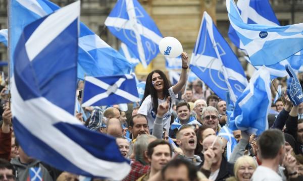 Шотландия решава днес за своята независимост