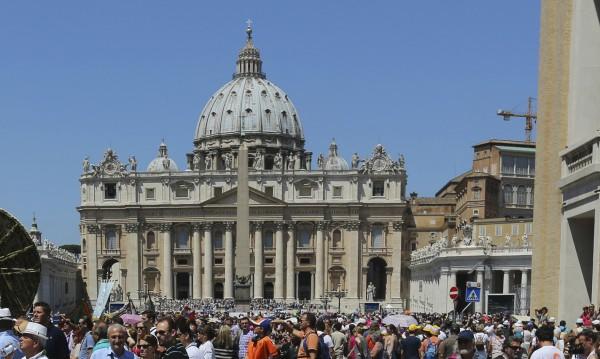 Сигурността във Ватикана не била удвоена