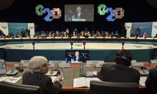 Г-20 цели допълнителен растеж от 1,8% до 2018 г.