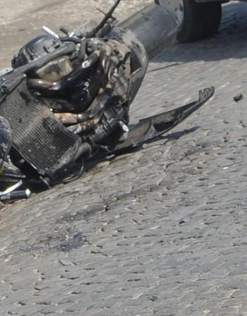 Мотоциклетист загина при катастрофа край Габрово