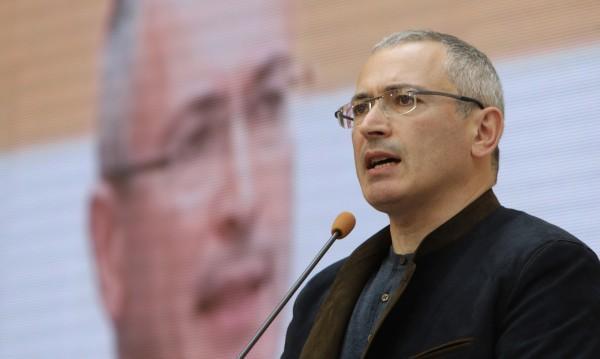 """Ходорковски: Путин """"разбуди звяра на националшовинизма"""""""