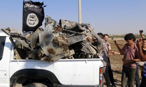 Как Ислямска държава яхна сирийската революция